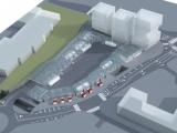 Javna razgnitev za potniški terminal na Zlatem polju